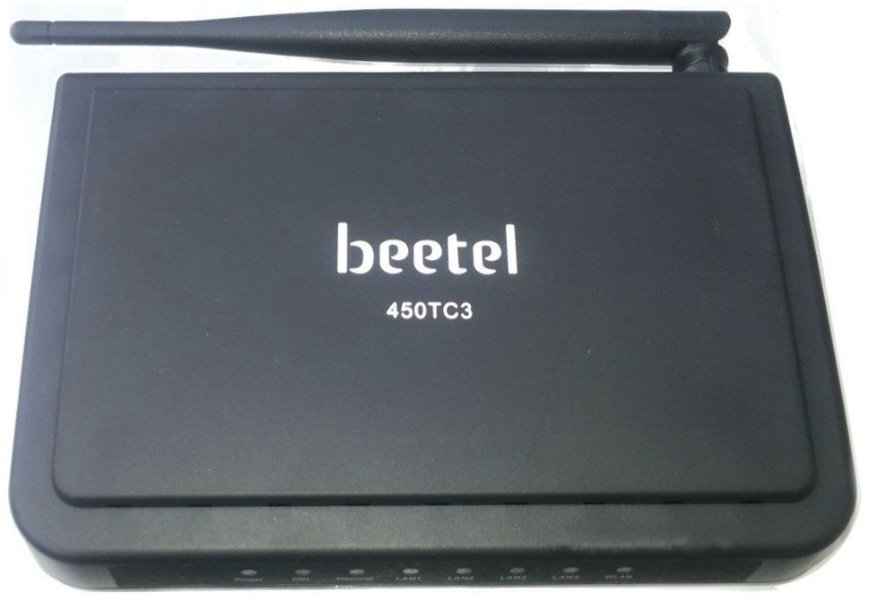 Best price on Beetel 450TC3 PCI Internal Modem Router in India