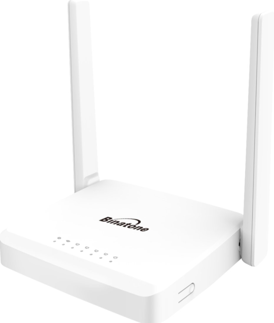 Best price on Binatone WR3005N3 300 Mbps Wireless Router in India