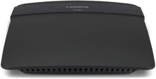Best price on Cisco Linksys E1200 300N Wireless-N Router in India