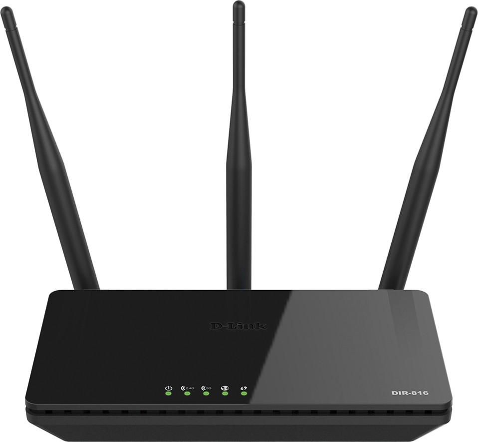 Best price on D-Link DIR-816 750 mbps Wireless Router in India
