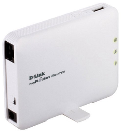 Best price on D-Link DWR-131 3G Pocket Router in India