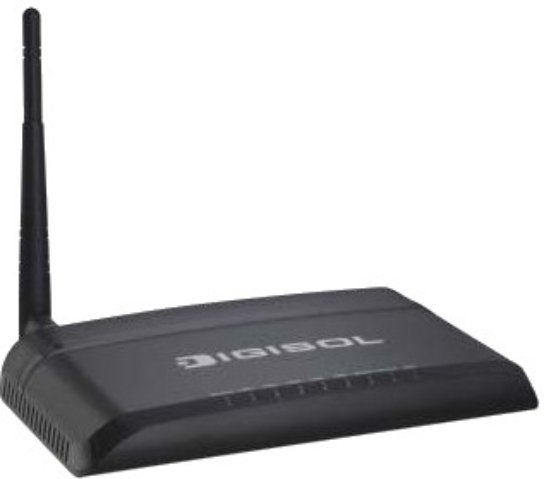 Best price on Digisol 150 Mbps Wireless 3G Broadband Router in India