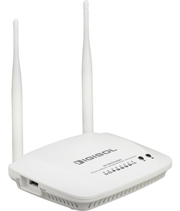 Best price on Digisol DG-BG4300NU (H/W Ver. B1) Wireless Broadband Router in India
