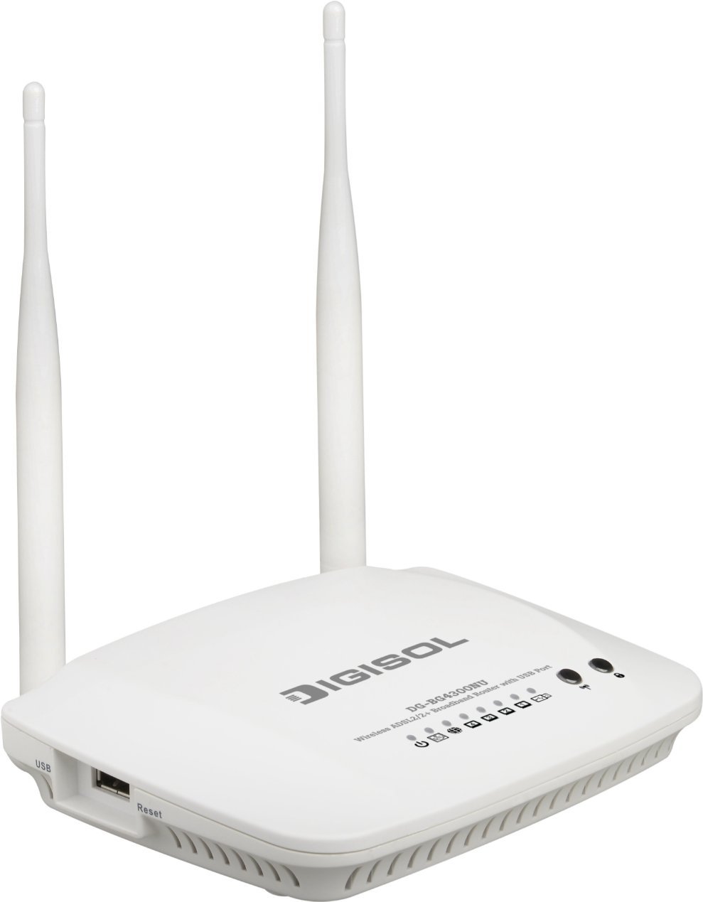 Best price on Digisol DG-BG4300NU 300Mbps Wireless Router in India