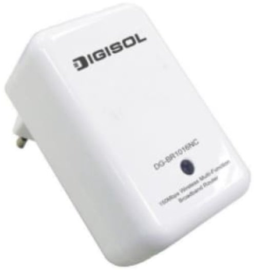 Best price on Digisol DG-BR1016NC 150Mbps Wireless Broadband Router in India