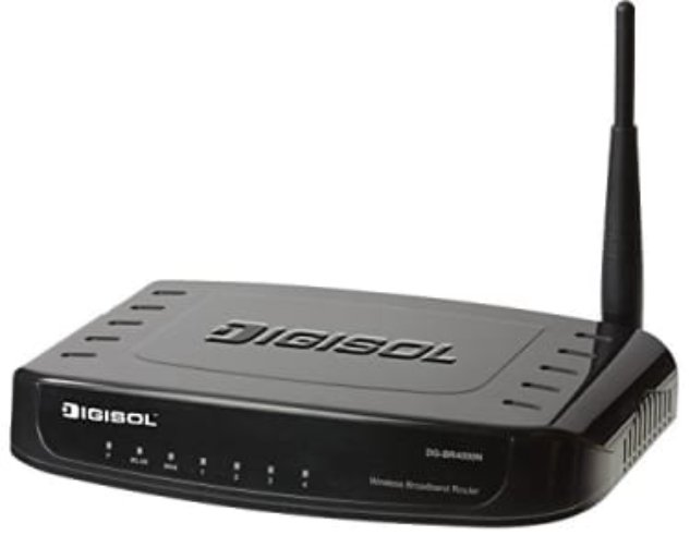 Best price on Digisol DG-BR4000N/E 150Mbps Wireless Broadband Router in India