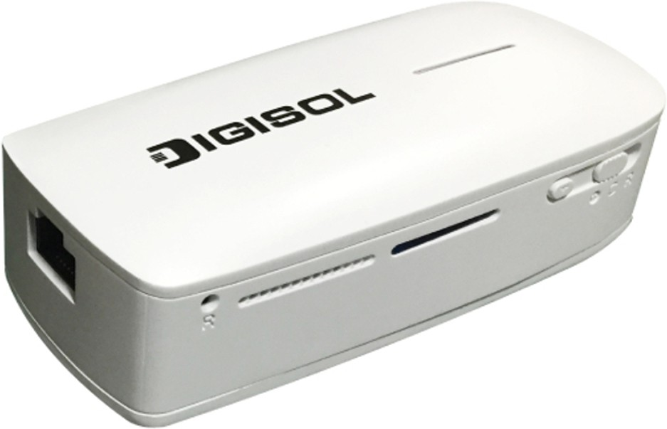 Best price on Digisol 150 Mbps DG-HR1160M Wireless Router Without Modem in India