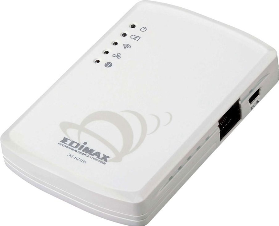 Best price on Edimax 3G-6218n 150Mbps Wireless 3G Portable Router in India