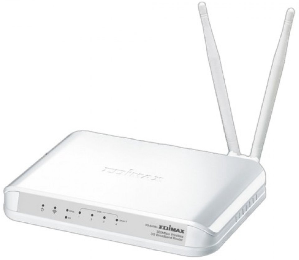 Best price on Edimax 3G-6408n N300 Wireless 3G iQ Router in India