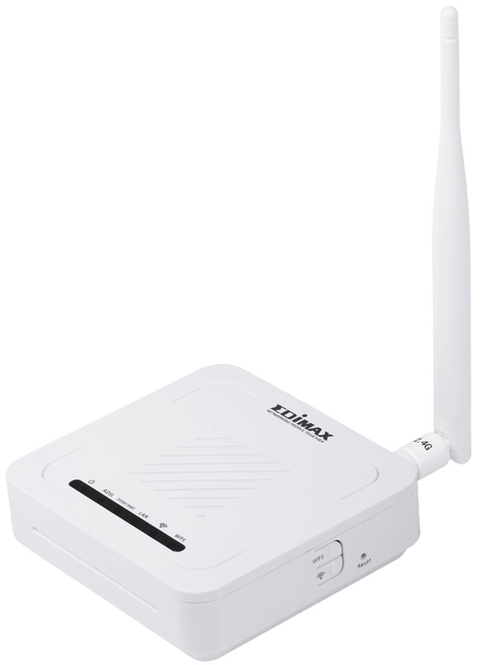 Best price on Edimax AR-7182WnA N150 Wireless ADSL Modem Router in India