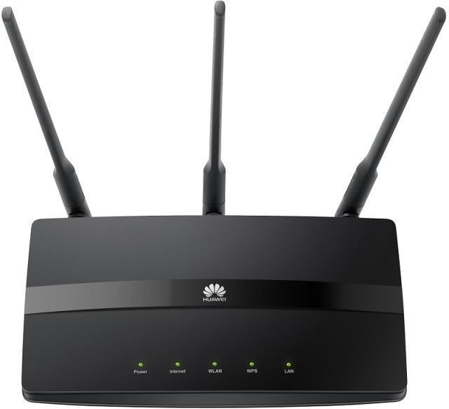 Best price on Huawei WS550 450 Mbps Wireless N Router in India