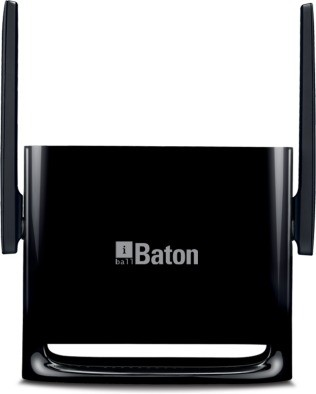 Best price on iball WRA300N3GT 300 Mbps Wireless 3G Router in India
