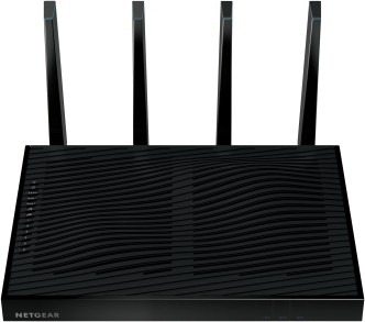 Best price on Netgear Nighthawk X8 R8500-100NAS Wi-Fi Router in India