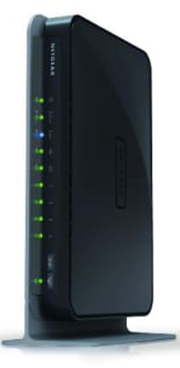 Best price on Netgear WNDR3700 N600 Dual Band Wireless Gigabit Router in India