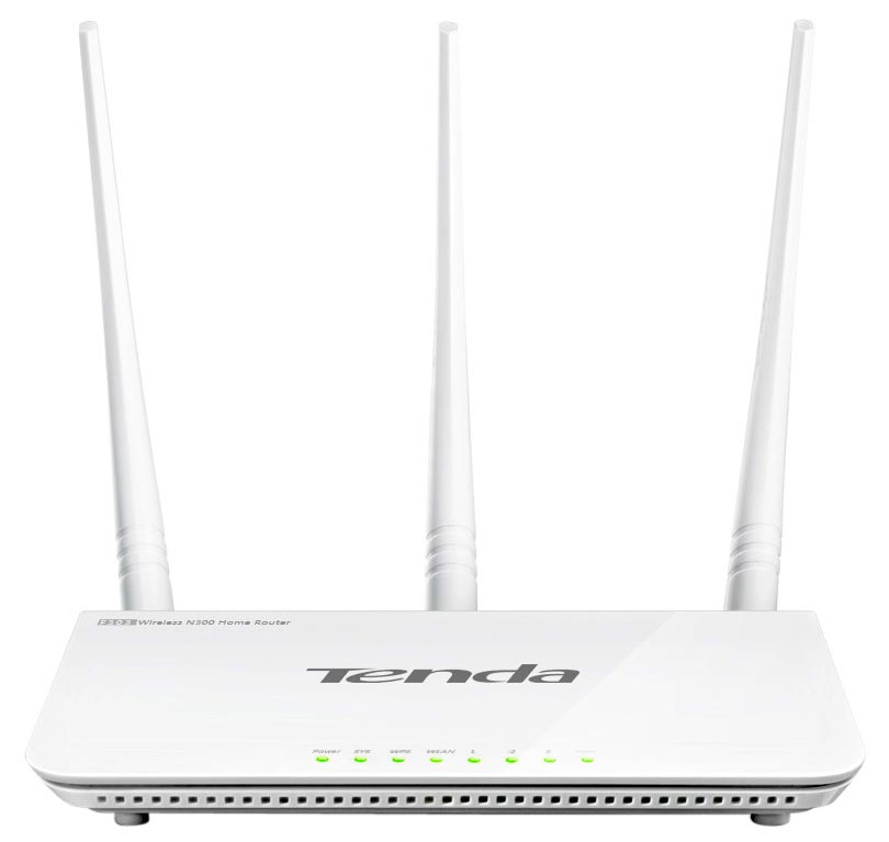 Best price on Tenda F303 N300 Wireless Router in India