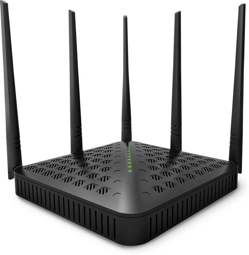 Best price on Tenda FH1202 Wireelss AC1200 Dual-band Router in India