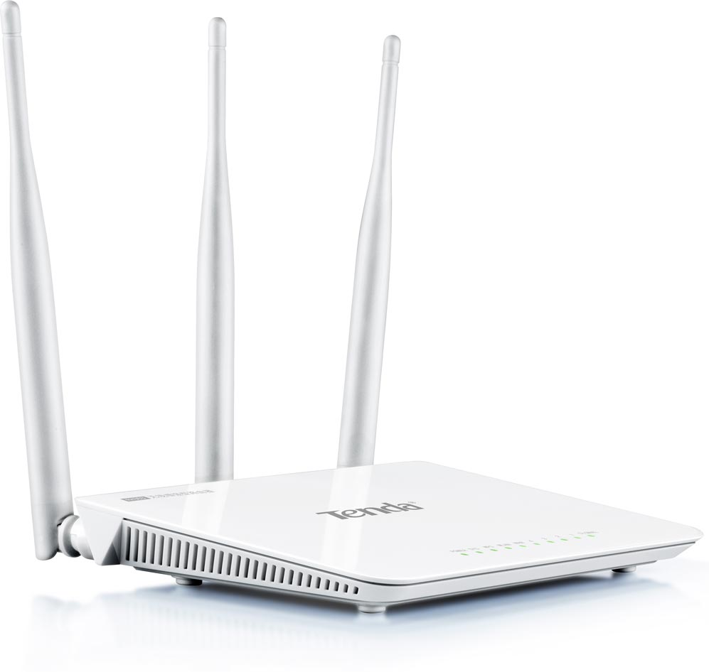 Best price on Tenda FH303 Wireless N300 High Power Router in India
