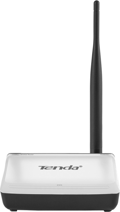 Best price on Tenda TE-N3 150 Mbps Wireless Router in India