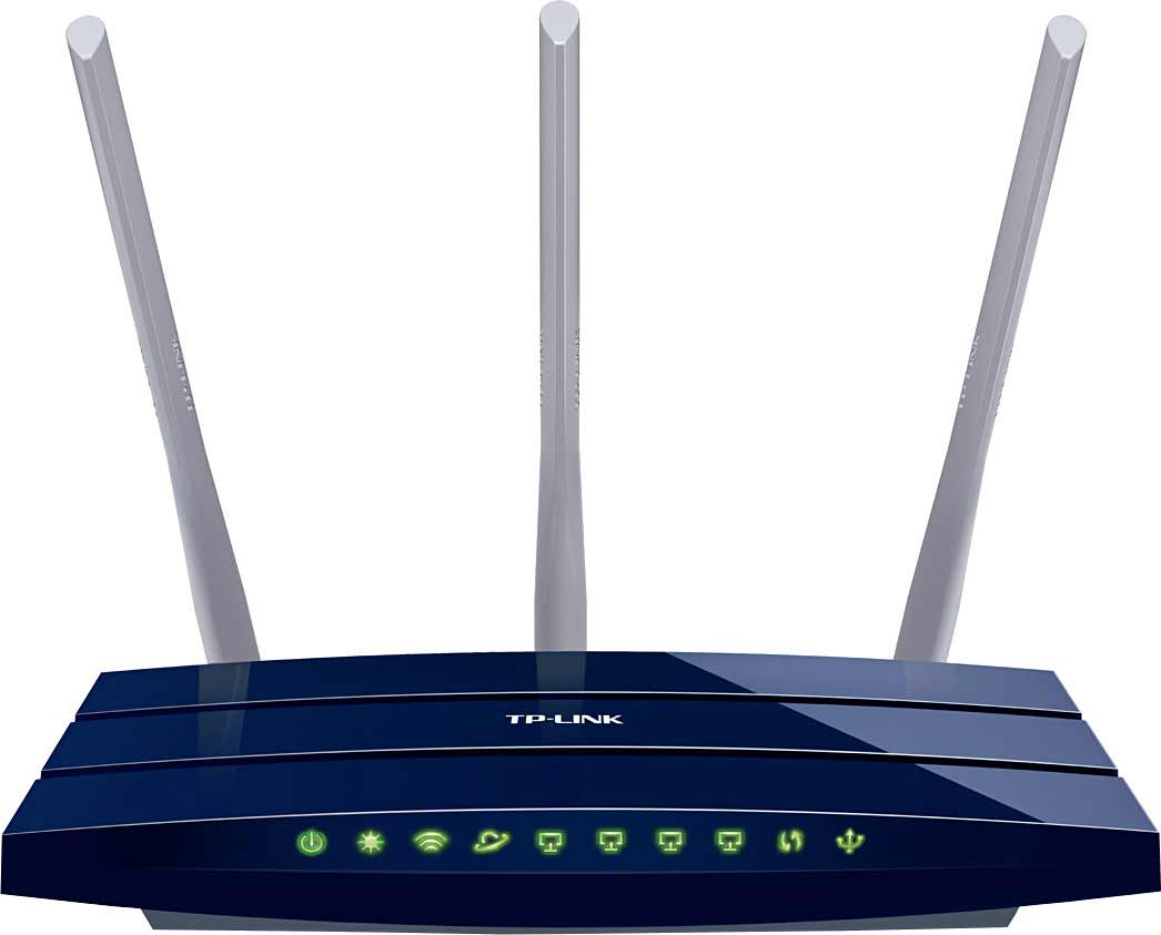 Best price on TP-LINK TL-WR1043ND Ultimate Wireless N Gigabit Router in India