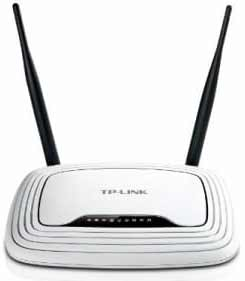 Best price on TP-LINK TL-WR841ND 300Mbps Wireless Router in India