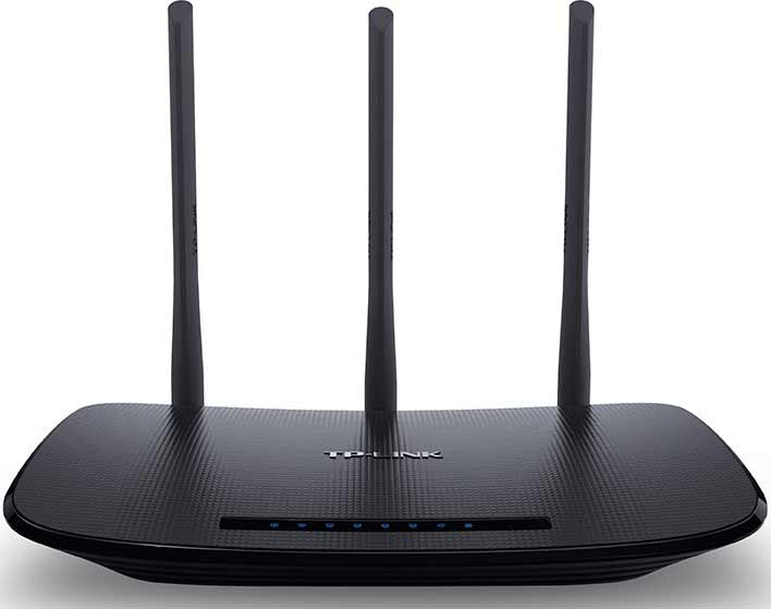 Best price on TP-LINK TL-WR940N V1 300 Mbps Wireless N Router in India