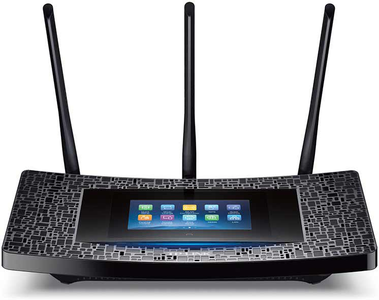 Best price on TP-LINK Touch P5 Router in India