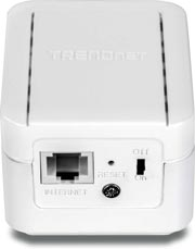 Best price on TRENDnet TEW-737HRE N300 Easy-N-Range Extender - Front in India