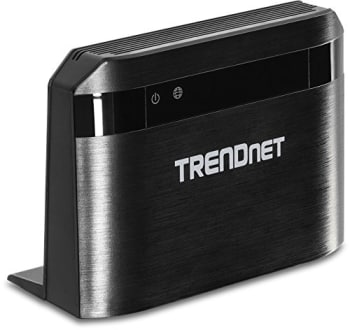 Best price on TRENDnet TEW-810DR AC750 Dual Band Wireless Router in India