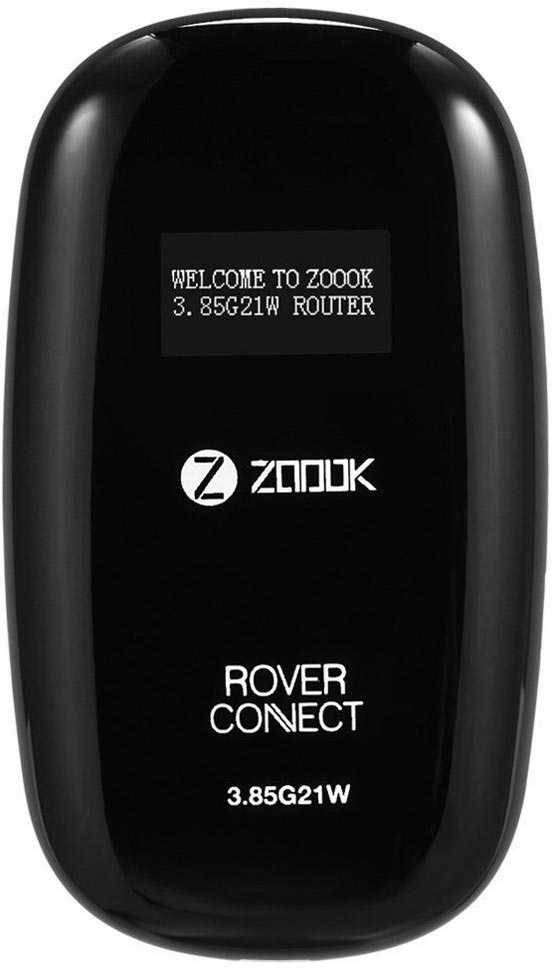 Best price on ZOOOK 385G21W 21 Mbps 3G Router in India