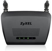 Best price on ZyXel NBG418N v2 300Mbps Wireless Router - Side in India