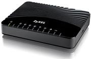 Best price on ZyXel VMG1312-B10A 300Mbps Wireless Router - Front in India
