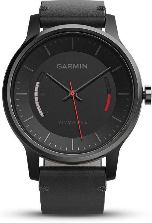 Best price on Garmin Vivomove Classic Smartwatch in India