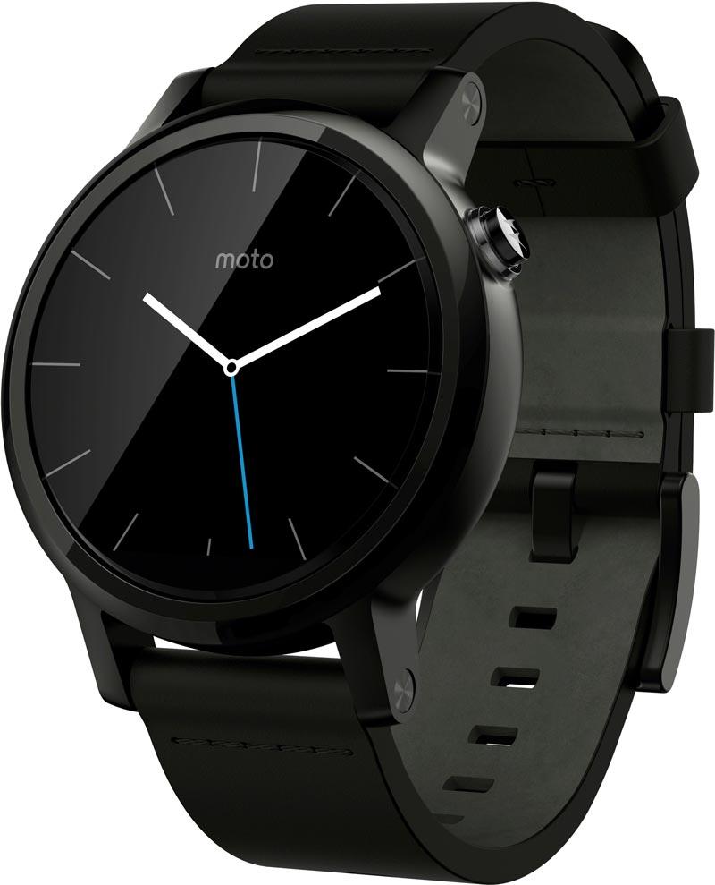 Best price on Motorola Moto 360 (2nd Gen) Smartwatch in India