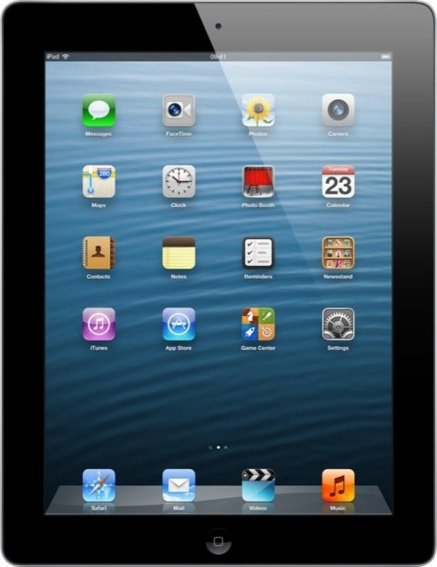 Best price on Apple iPad 4 16GB WiFi in India