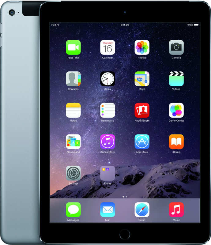 Best price on Apple iPad Air 2 Wifi Cellular 128GB in India