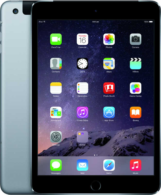 Best price on Apple iPad Mini 3 WiFi Cellular 128GB in India