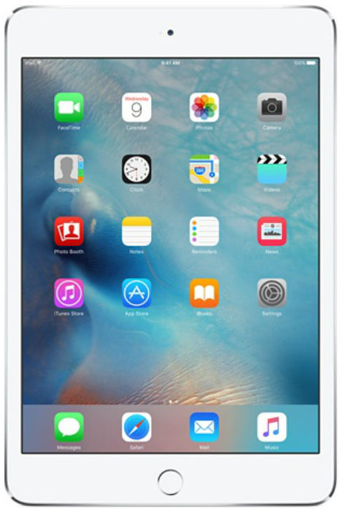 Best price on Apple iPad Mini 4 WiFi 128GB in India