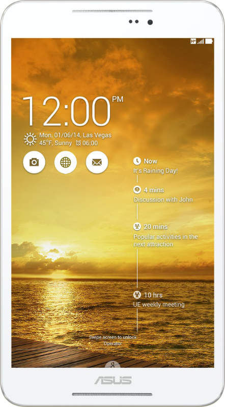 Best price on Asus Fonepad 8 16GB in India
