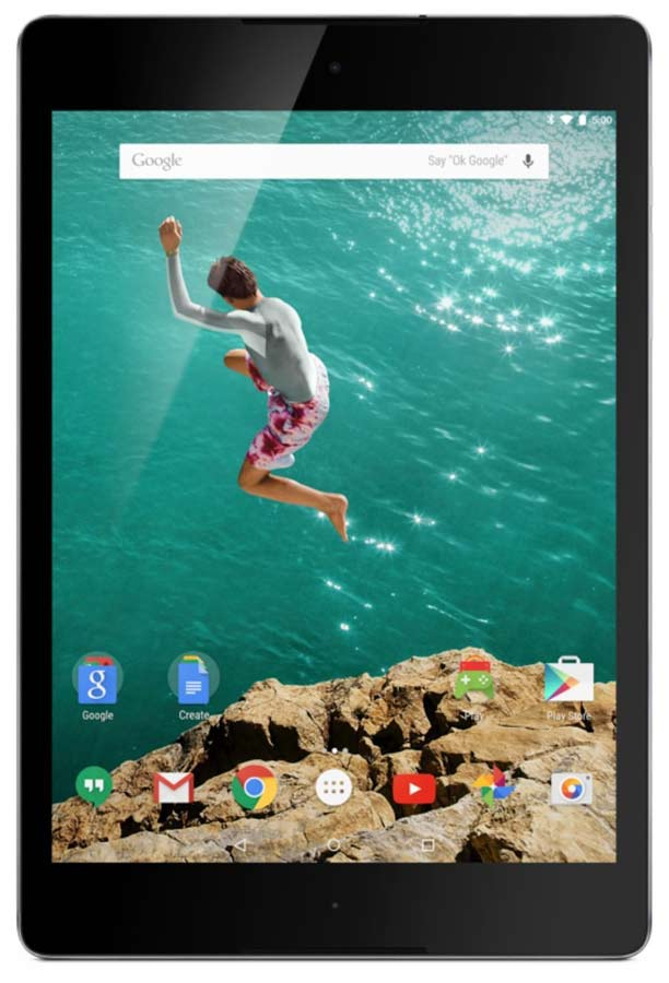 Best price on HTC Google Nexus 9 in India