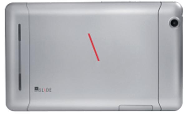 IBall Slide 3G 7271 - Back