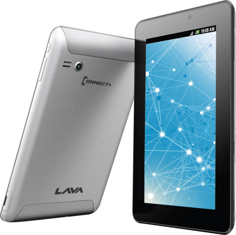 Best price on Lava E-Tab Connect Plus in India
