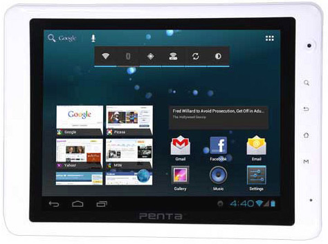 Best price on BSNL Penta T-Pad WS802C 2G in India