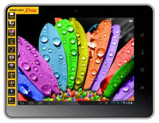 Best price on Simmtronics Xpad X801 in India