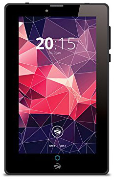 Best price on Zebronics Zebpad 7t500 3G in India