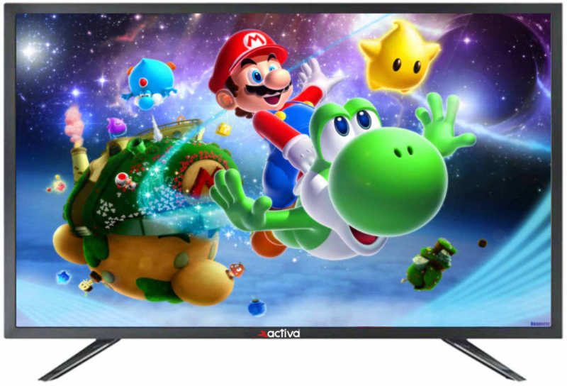 Best price on Activa SD75LED3I6 32 Inch Full HD (FHD) LED TV in India