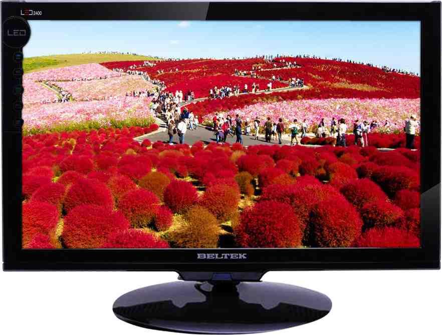 Best price on Beltek BTK2400 24 Inch HD Ready LED TV  in India