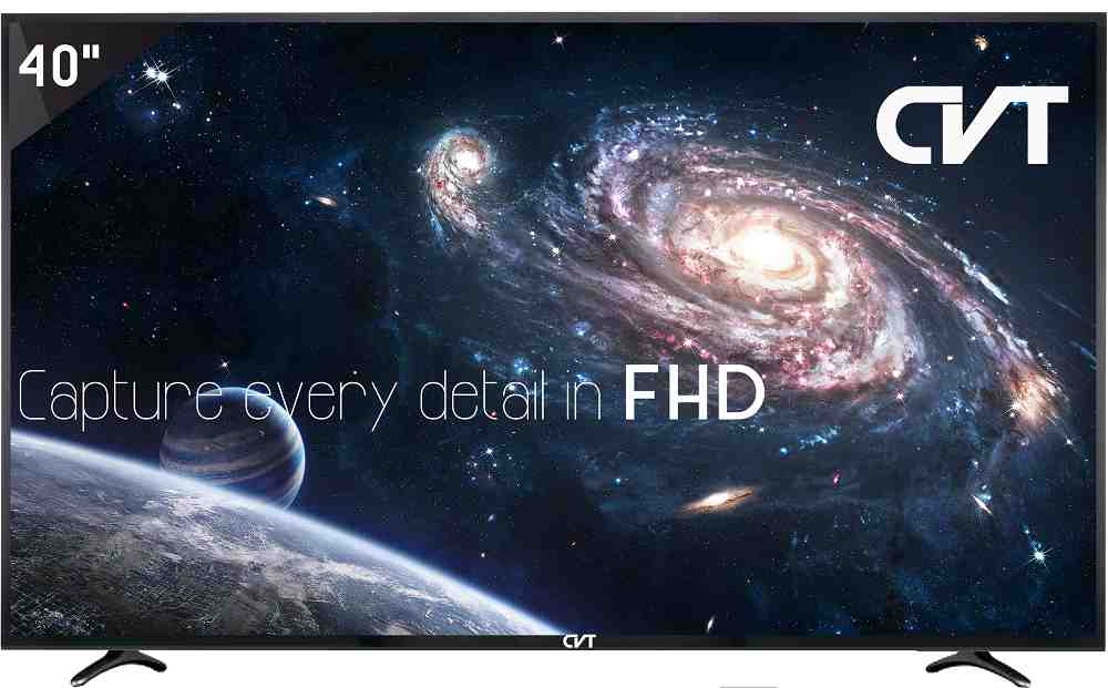 Best price on CVT WEL4000 40 Inch Full HD LED TV  in India