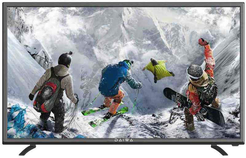 Best price on Daiwa 42LE400 40 Inch Full HD LED TV  in India