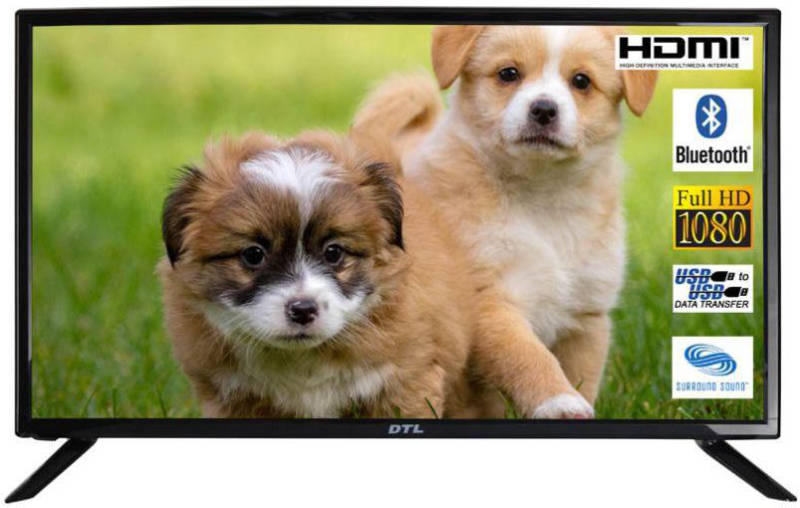 Best price on DTL CN 32 32 Inch HD Ready With Bluetooth LED TV in India