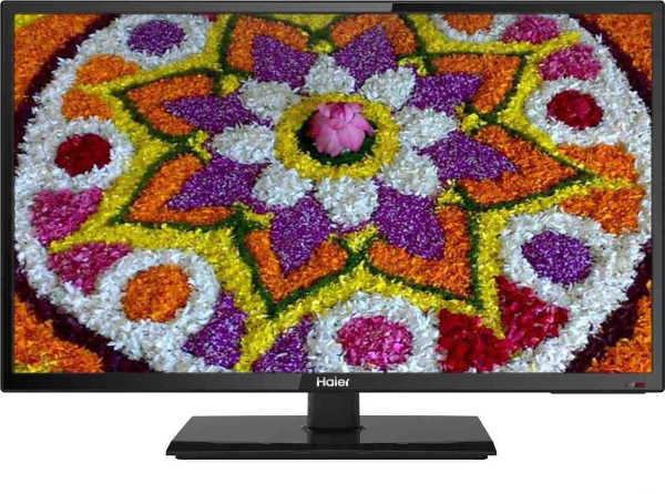 Best price on Haier LE24F6500 24 Inch HD Ready LED TV  in India
